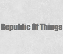 Republic of Things