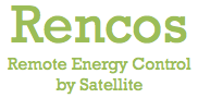 Rencos - Remote Energy Control by Satellite