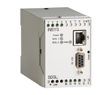INSYS SDSL | Industrial SDSL/SHDSL Bridge/Router