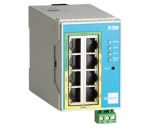 RSM-E100 | Industrial VPN Multiport LAN Router