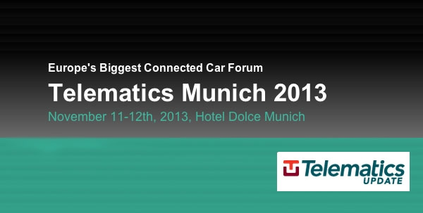 Telematics Munich 2013